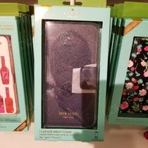 2018SS♪ KATE SPADE ★ LEATHER WRAP FOLIO FOR IPHONE 7