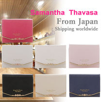Samantha Thavasa Petit Choice お花バー財布折財布