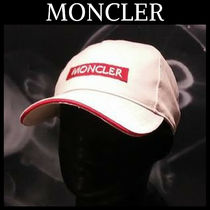 18SS MONCLER ロゴパッチキャップ 全3カラー 送料込 パリ発