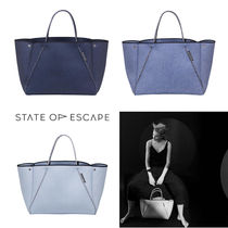 ◆STATE OF ESCAPE◆人気◆ GUISE デニム◆軽量トートバッグ