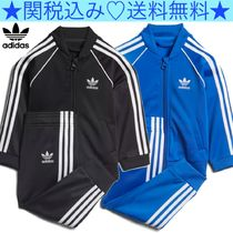 ★adidas★SST TRACK SUIT★ロゴ入りセットアップ★2色★