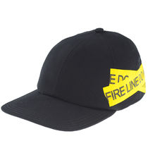 送料無料!OFF WHITE / FIRE TAPE CAP