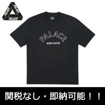 即納 国内発PalaceSkateboards COUTURE T-SHIRT パレス