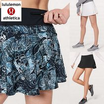 lululemon☆Play Off The Pleats Skirt  プリーツスカート