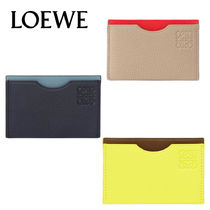 追跡ありで安心☆LOEWE Simple Card Holder