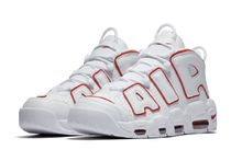 NIKE AIR MORE UP TEMPO '96 VARSITY RED 28cmナイキ モアテン