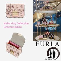 注目の限定品!!【FURLA KITTY】16.5㎝ x 12cm CROSSBODY/ 953152