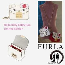注目の限定品!!【FURLA KITTY】16.5㎝ x 12cm CROSSBODY /953169