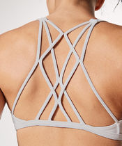 Free To Be Zen Bra*スポーティーSEXY*White
