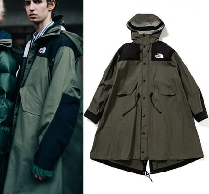 SALE !! Sacai X The North Face >> ロングコート