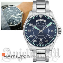 ★安心追跡付★Hamilton Khaki Aviation Pilot Auto H64615145