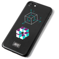 ★CRITIC★日本未入荷 i-Phone 7.8ケース PENROSE MOBILE CASE