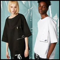 AT THE MOMENT(アットザモーメント) Tシャツ・カットソー ◆AT THE MOMENT◆ 半袖Tシャツ String Pullover Shirt