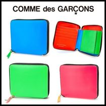 ☆COMME des GARCONS☆ スーパーフルーラウンドファスナー財布