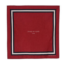 【FEAR OF GOD】SIGNATURE SCARF【即発送】