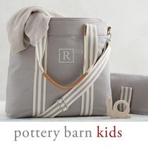 2wayマザーズバッグ☆Pottery Barn☆Classic Nappy Totes☆Grey