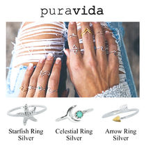 Ron Herman 取扱 Pura Vida Ring 指輪 Starfish Celestial Arrow
