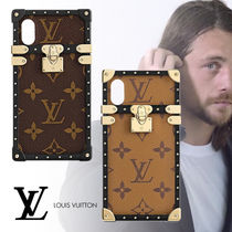 Louis Vuitton(ルイヴィトン) アイ・トランク IPHONE X 2色