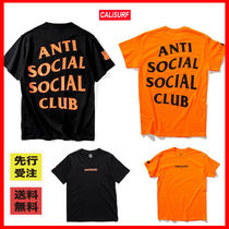 【BUYMA最安値】 ANTISOCIAL SOCIALCLUB x Undefeated コラボT