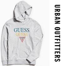"""""""GUESS"""" ロゴ パーカー Embroidered Hoodie Sweatshirt"""