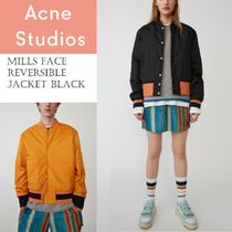 ACNE Mills Face Reversible  jacket リバーシブルジャケット