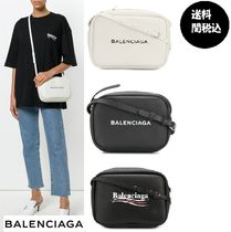 ★BALENCIAGA★*関税・送料込*EVERYDAY LOGO CAMERA BAG