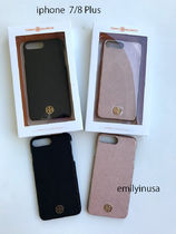 即発 TORY BURCH★HARDSHELL IPHONE CASE 7/8 Plus