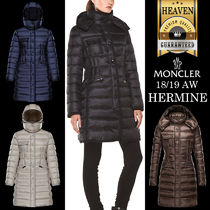 MONCLER(モンクレール) ダウンジャケット・コート 累積売上総額第1位!18/19秋冬 MONCLER★HERMINE【正規品保証】