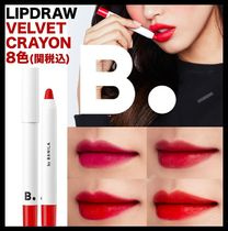 ★日本未入荷★B.by BANILA★LIP DRAW VELVET CRAYON 8色