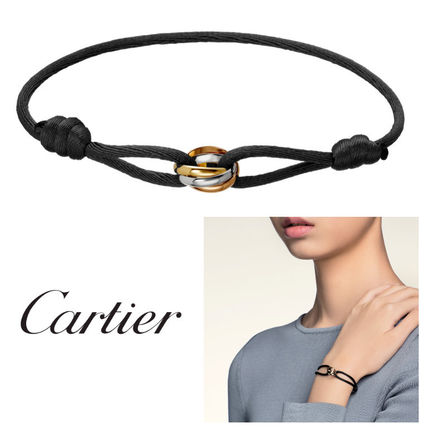 cheap for discount 28f26 2dc3e 直営店買付 Cartierカルティエ★トリニティ ブレスレット
