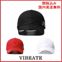 VIBRATE(バイブレート) キャップ VIBRATE BY THE SIDE BALL CAP 帽子 ユニセックス