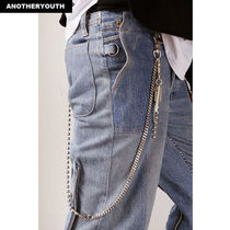 ANOTHERYOUTH(アナザーユース) ファッション雑貨・小物その他 ANOTHERYOUTH正規品★18SS★キーリングチェーン★UNISEX