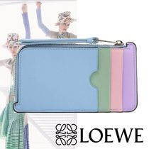 【LOEWE】18SS Animations Rainbow Coin/Card Holder 小銭入れ☆
