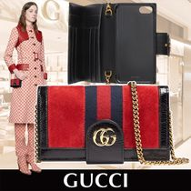GUCCI Ophidia Chain iPhone 7/8 Case 関税送料込