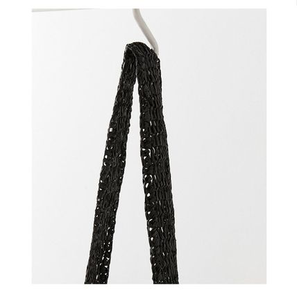 """Urban Outfitters トートバッグ """"Urban Outfitters""""夏素材 ストロートートSlouchy Straw Tote (10)"""