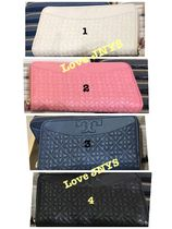3‐5日着可☆TORY BURCH☆BRYANT ZIP CONTINENTAL WALLET長財布