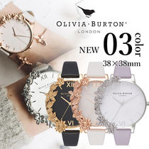 VIP価格【Olivia Burton】CASE CUFFS DIAL 38mm