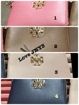 3‐5日着可☆TORY BURCH☆BRITTEN LARGE ZIP POUCH☆ポーチ