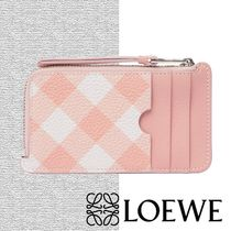 【LOEWE】18SS Animations Coin/Card Holder ミニ財布 ピンク♪
