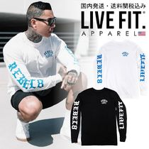 国内発送・送料関税込☆LIVE FIT☆OG's Long Sleeve Tee