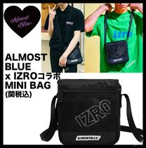 ★関税込/韓国大人気★IZRO★ALMOST BLUE x IZRO MINI BAG