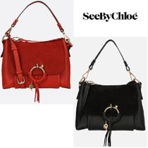 See by Chloe small Joan 2WAY ハンドバッグ/2色