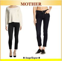 MOTHER★マザー★The Looker Skinny Ankle Frayed Hemセレブ愛用