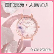 Olivia Burton(オリビアバートン) アナログ腕時計 NEW★LADIES OLIVIA BURTON SEMI PRECIOUS WATCH OB16SP03★