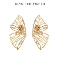 JENNIFER FISHER(ジェニファーフィッシャー) ピアス 国内発| JENNIFER FISHER  Small Butterfly ピアス  2色
