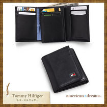 SALE! Tommy Hilfiger コンパクト 折りたたみ財布 Black