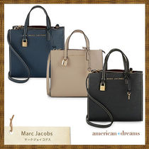 SALE! marc jacobs 2way 使える レザートートバッグ
