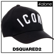 D SQUARED2★大人もOK★ICONロゴキャップ