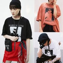 ANOTHERYOUTH(アナザーユース) Tシャツ・カットソー ☆ANOTHERYOUTH☆ 半袖Tシャツ printing t-shirts 男女兼用