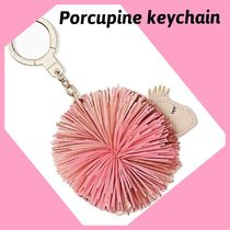 kate spade /キーリング/ porcupine keychain